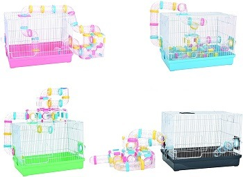 GNB DIY Hamster Cage Review
