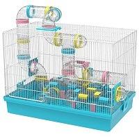GNB DIY Hamster Cage Summary