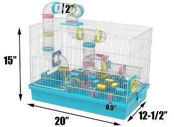 GNB DIY Hamster Cage