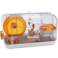 Habitrail Rat Enclosure Summary