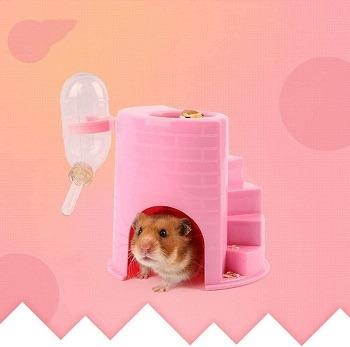 JPSOUP Plastic Hamster House Review
