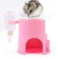 JPSOUP Plastic Hamster House Summary