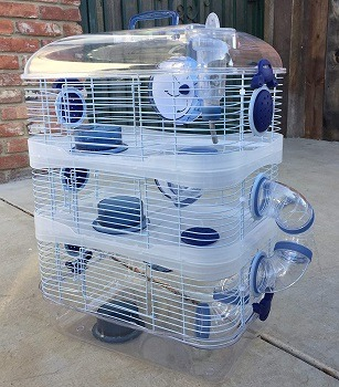 Mcage Cage For Hamsters