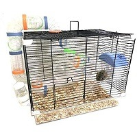 Mcage Hamster House Summary