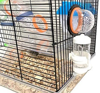 Mcage Hamster House