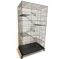Mcage Rat Cage Multi-Level Summary