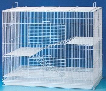 Mcage Winter White Hamster Habitat Review