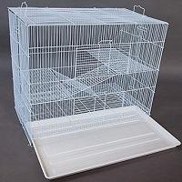 Mcage Winter White Hamster Habitat Summary