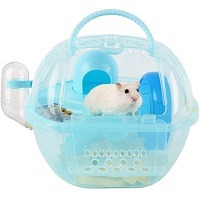 Megawa Portable Hamster Enclosure  SUmmary