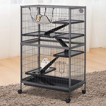 PawHut Cage For Rats