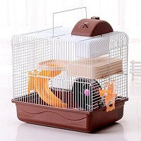 Petzilla Hamster Portable Carrier Summary