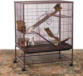 Prevue Ferrets Outdoor Enclosure