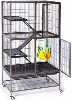 Prevue Hendryx Feisty Ferrets Cage