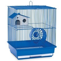 Prevue Small Two-Story Cage Summary