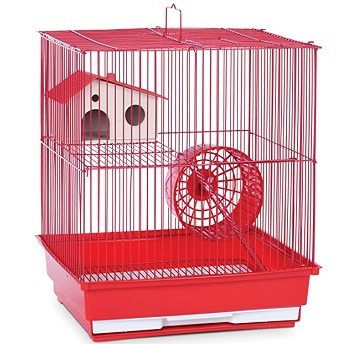 Prevue Small Two-Story Cage
