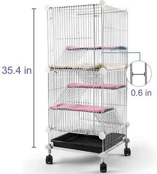QCM Sturdy Rats Enclosure