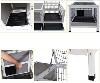 Rockever Small Animals Cage