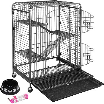 Super Deal Wire Rat Cage Review