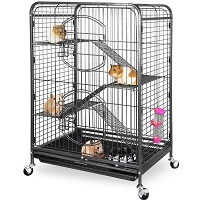 Super Deal Wire Rat Cage Summary