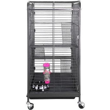 Super Deal Wire Rat Cage