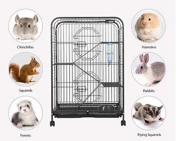 VivoHome Ferrets Enclosure