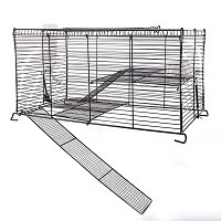 Ware Chew-Proof Cage Summary