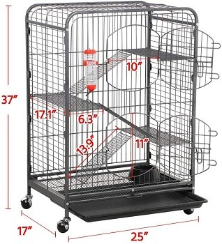 Yaheetech Rat Cheap Cage