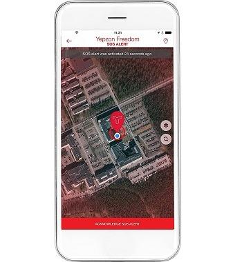 Yepzon Pet GPS Chip