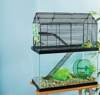 You And Me Hamster Aquarium High-Rise Review