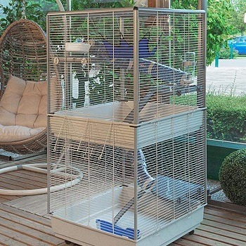ferplast cage for 2 rats