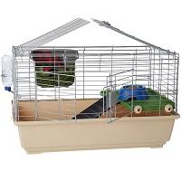 AmazonBasics Modern Hamster House Summary