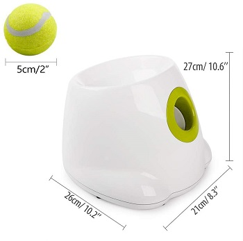 Automatic Dog Ball Launcher Review