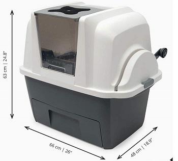 Catit SmartSift Litter Box Review