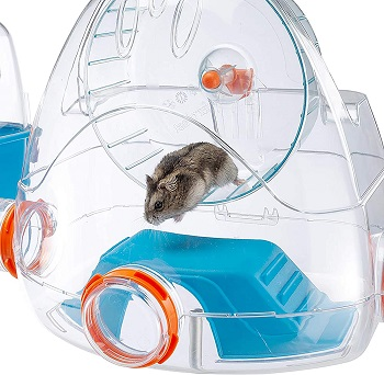 Ferplast Amazing Cage For Dwarf Hamsters