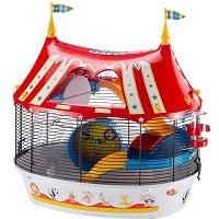 Ferplast Circus Hamster Cage Summary