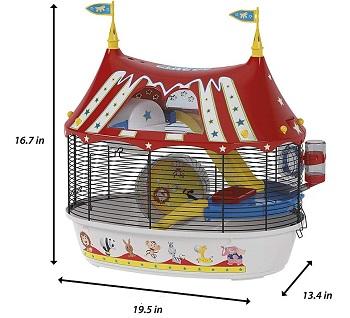 Ferplast Circus Hamster Cage
