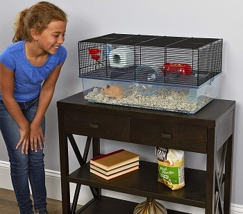 Ferplast Favola Cage For Hamsters Review