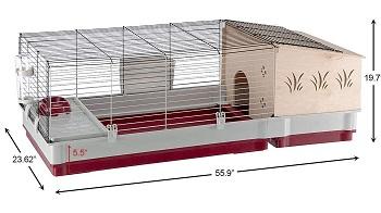 Ferplast Krolik Rabbit Cage Review