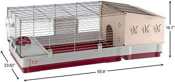 Ferplast Krolik Syrian Hamster Cage Review