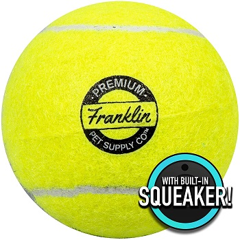 Franklin Pet Supply Dog Fetch Toy Review