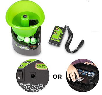 GoDogGo G4 Automatic Ball Launcher Review