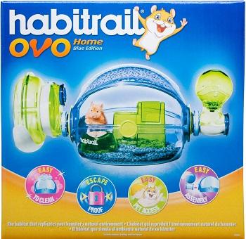 Habitrail OVO Home Blue Edition Dwarf Hamster