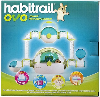 Habitrail Small Dwarf Hamster Cage
