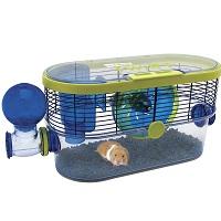 Habitrail Small Hamster Cage Summary