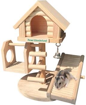 Hamiledyi Small Hamster House