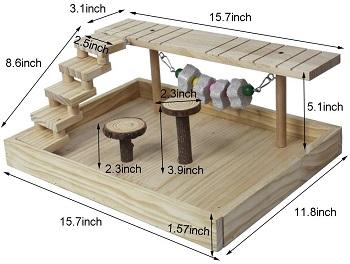 HamledyHamiledyi Large Hamster Playground Reviewi Large Hamster Playground Review