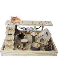 Hamiledyi Large Hamster Playground Summary
