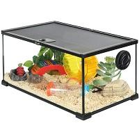 Hamster House Transparent Enclosure Summary