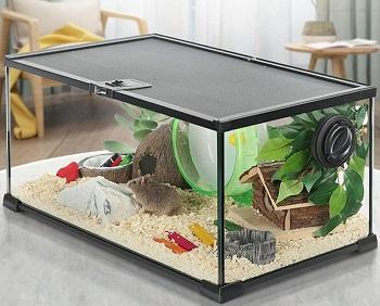 Hamster House Transparent Enclosure