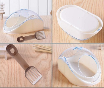 Heepdd Hamster Bathroom Container Review